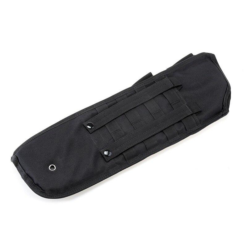 ombro sling caso acolchoado rifle shotgun saco coldre mochila 05