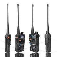 vhf uhf 2pcs Baofeng BF-F8 + מכשיר קשר Dual Band המקצועי VHF UHF שתי דרך רדיו התחנה Woki טוקי משדר Ham Radio Network (2)