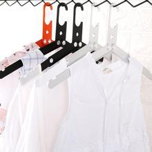 2 шт. портативные складные вешалки для одежды для путешествий, сушилка для одежды, Волшебные вешалки для одежды для путешествий на открытом воздухе, деловой поездки