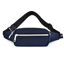 Waist Bag Waterproof Running Bag Outdoor Sports Belt Bag Bicycle Riding Mobile Phone Waist Bag Fitness Gym Belt Bag