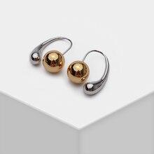 Amorita boutique  Trendy Designer gloubule Daily joker pearl stud earrings