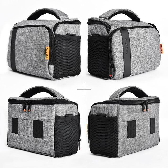 Нейлоновая сумка для видео и фото аппаратуры для объектива Canon Nikon B500 P900 D90 D750 D7000 5
