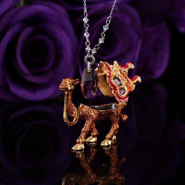 QIFU New Arrive Small Camel Figurine Souvenir for Home Decor 5