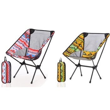 Outdoor Folding Chair New Portable Ultra-Light Aluminum Alloy Chair Fishing Camping Stool Folding Stool Seat folding stool aluminum alloy mazar portable barbecue fishing chair camping accessories travel mazar for outdoor hiking