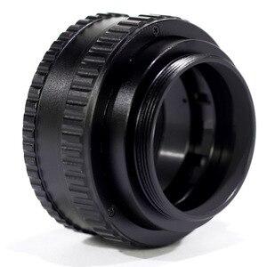 Image 5 - Pixco M42 כדי M42 עדשה מתכווננת התמקדות Helicoid מאקרו צינור מתאם 17mm כדי 31mm