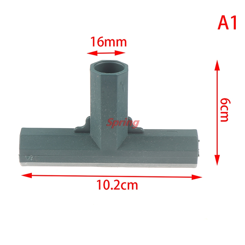 New Fitting Stable Support Heavy Duty Greenhouse Frame Building Connector Right Angle 3 4 5-way Connector Garden Tool 16mm
