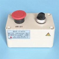 Mitsubishi Elevator shaft pit pit repair box switch P281004C000G01 lighting emergency stop switch button
