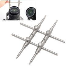 25-130MM DSLR Lens Spanner Wrench Opening Tools For Camera Repairing Device Kit