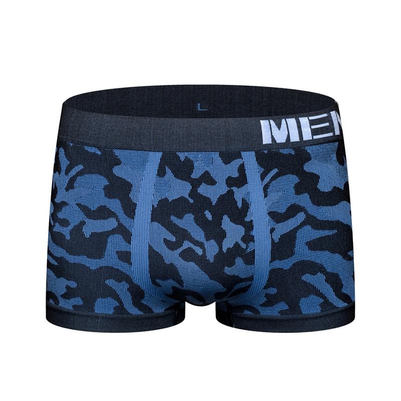 Sexy Boxer Mens Underwear Cotton Male Underpants Pure Panties Shorts Ropa Interior Hombre Underwear Boxer Soft Cuecas Masculina