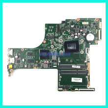 HP 17-G Series 17Z-G000 ordenador portátil genuino 809403-501 809403-601 R7M360/2 GB GPU w A10-8700P DA0X21MB6D0 placa base(China)