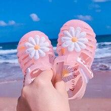 Hollow Girls Sandals Children shoes New Summer 2020 Toddler