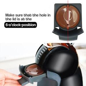 Image 4 - 3 Nescafé Dolce Gusto 3rd Thế Hệ Phin Cà Phê Lọ Giỏ Thép Không Gỉ Mech Có Thể Tái Sử Dụng Cà Phê Viên Dripper
