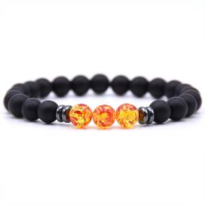 ONE ION 10mm Authentic Black Tourmaline Bracelet with Jewel Box 3 Sizes