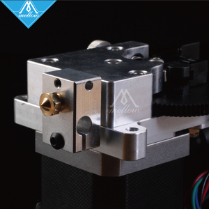 Image 5 - ميلو ثلاثية الأبعاد أجزاء الطابعة تيتان أكوا المياه المبردة الطارد ل 1.75 مللي متر خيوط FDM Reprap MK8 J رئيس anet a8 cr 10 eثلاثية الأبعاد V6 هوتند
