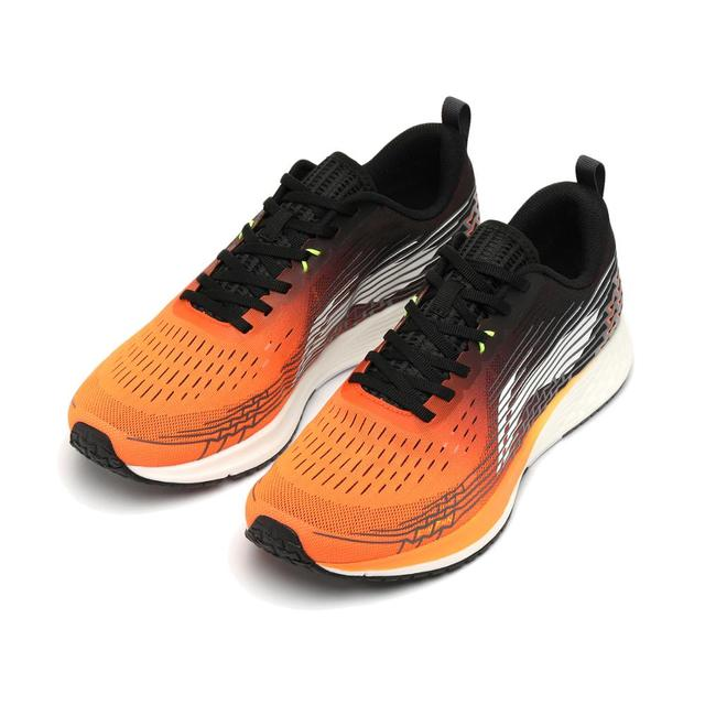 Li-Ning Men ROUGE RABBIT IV Running Shoes Light Weight Marathon LiNing Breathable Sport Shoes Sneakers ARBR015 ARMR003 5