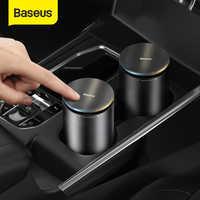 Baseus carro ambientador forte perfume com sólido aroma copo titular purificador de ar condicionado difusor remover formaldeído
