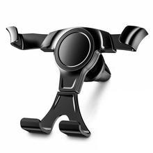 Universal Gravity Car Bracket Gravity Car Mobile Phone Holder Car Air Vent Navi