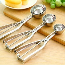 Spoon Potato-Scoop Kitchen-Accessories Ice-Cream Stainless-Steel New Mash 5CM 6CM 4CM