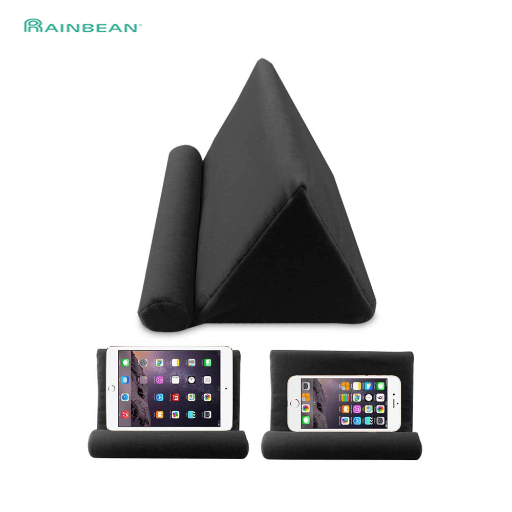 Portable Laptop Holder Tablet Pillow Foam Stand Multifunction Reading Stand Bracket Rest Cushion For Ipad Phone