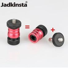 Штатив Jadkinsta с шариковой головкой, со съемной пластиной, с резьбой 1/4 и креплением 1/4 для фрикционного магического монитора, светильник кой