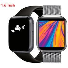 P80S Смарт-часы женские часы вызовов через Bluetooth монитор сердечного ритма фитнес трекер крови Давление Smartwatch PK P80 hw12 Смарт-часы