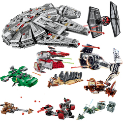 Bela Compatible legoing Blocks Star Wars Building Blocks Bricks Toys Space Starwars Action Figures Trooper Fighter Toys Gifts