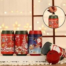 Детская банка Piggys, рождественские принадлежности, сменные банки, декоративные украшения, Рождественский Декор для дома, товары для праздников и вечеринок, Рождественская игрушка