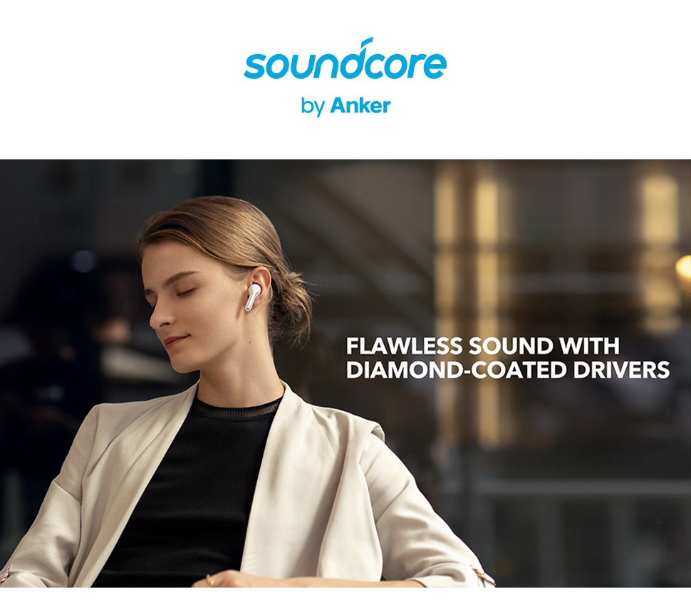 Anker SoundCore Liberty Air 2 True Wireless Earbuds 1