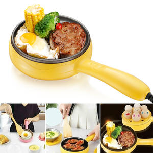 Steamer Egg-Cooker-Boiler Electric Multifunction Portable Frying-Pan Practical Pot 220V