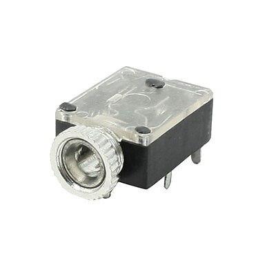 Işıklar ve Aydınlatma'ten Konnektörler'de PCB Tipi Panel Montajı 5 Pin 3.5mm stereo jak Soket Ses Konektörü title=