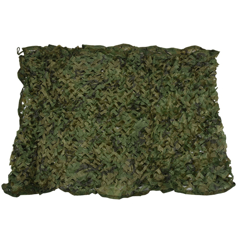 4 X 1.5m Camouflage Shooting Hide Army Net Hunting Oxford Fabric Camo Netting