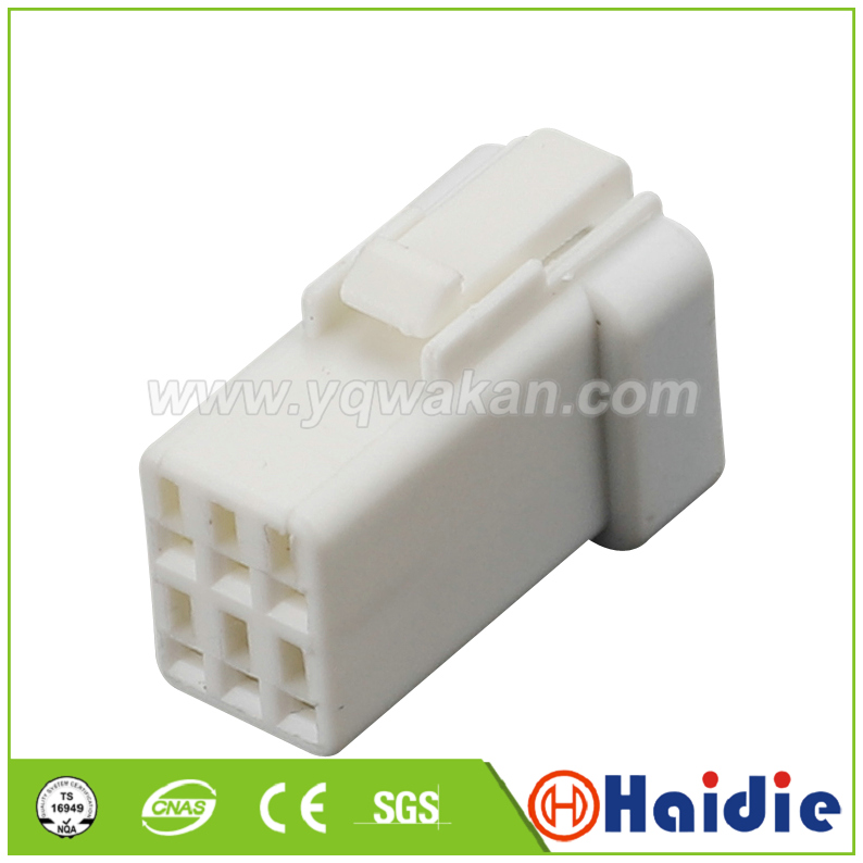 Free Shipping 2sets 6pin JST Auto Electric Housing Plug Wire Harness Cable Connector 06R-JWPF-VSLE-D