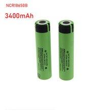 Oryginalny NCR18650B 3.7V 3400 mah 18650 3400 mah do akumulator litowy wielokrotnego ładowania