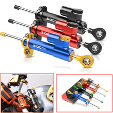 Moto CNC Motorcycle Steering Damper Stabilizer Linear Reversed Safety Control Over For BMW S1000 R RR S1000RR 09-16 S1000R 2014 universal motorcycle cnc damper steering stabilizer damper linear reversed safety control for ninja 300 bmw r1200gs mt 07