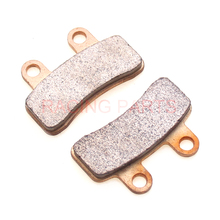 Free shipping Motorcycle Heavy Duty Copper Brake Pads for Motocross ATV Apollo Orion SDG SSR Pitster Pro Pit Dirt Bikes free shipping disc brake pads shoe pit dirt bike atv sdg ssr pitster pro 50cc 70cc 110cc 125cc