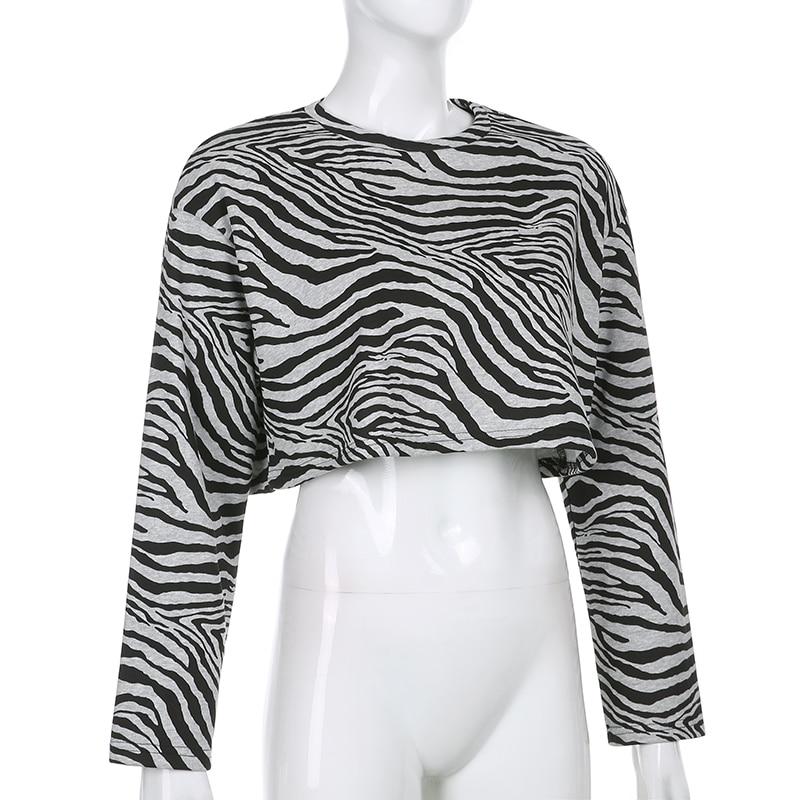 Zebra Sweatshirt (3)