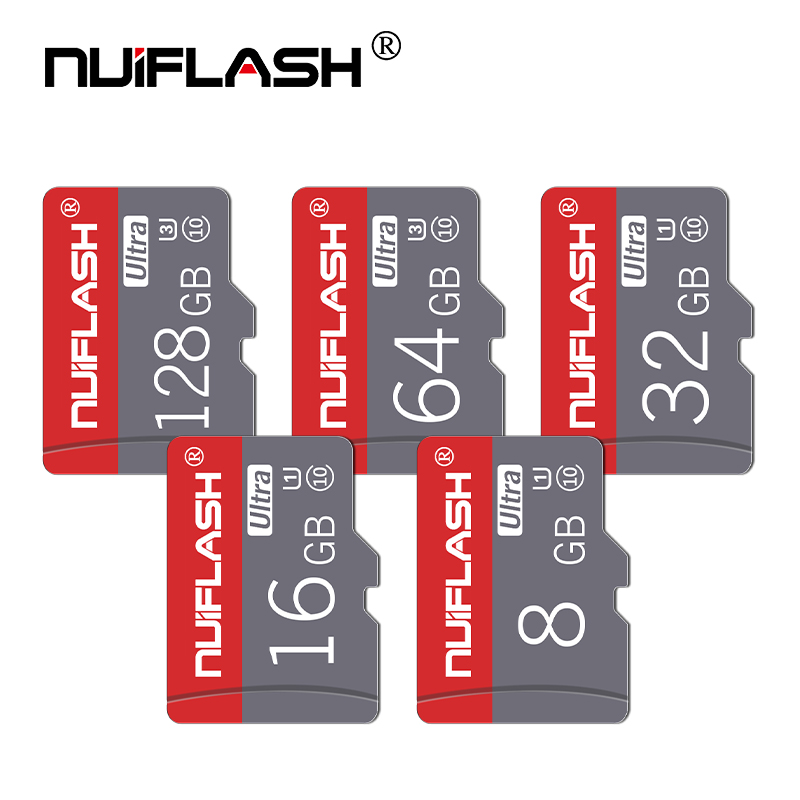 2019 Geheugenkaart 16 Gb 8 Gb Carte Sd 128 Gb 64 Gb 32 Gb Micro Sd Kaart 4 Gb Klasse 10 Micro Sd Kaart Cartao De Memoria