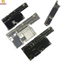 Placa base para iPhone X, XS, XSMAX, XR, CPU, Nand, Power, IC, para practicar la reparación, placa de prueba de apagado de habilidad