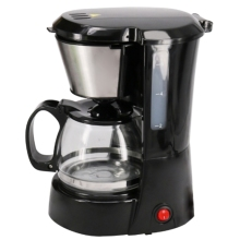 650Ml Electric Automatic Drip Coffee Maker Household Coffee Machine Coffee Pot Mini American Drip Coffee Machine for Make Tea Co dmwd multifunctional household tea coffee machine 5 cups automatic electric drip cafe coffee machine espresso teapot tea boiler
