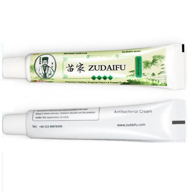 Dropshipping Zudaifu crema per la psoriasi della pelle dermatite ecceematoide Eczema unguento trattamento crema per la psoriasi crema per la cura della pelle 1