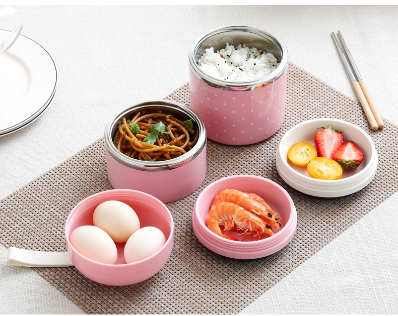 Stainless Steel Bento Lunch Box - easeable.com