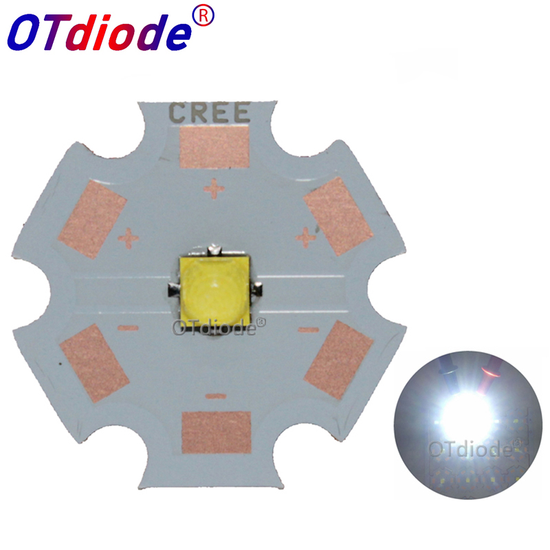 Original 10W Cree XPL2 LED XP-L2 XPL 2nd Generation Diodes HD 3535 Led Chip Cool White 1175LM High Power Led Emitter Lamp Light