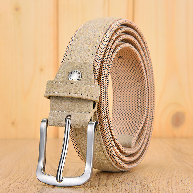 Suede Fashion Belt 10
