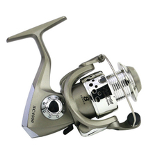 цена на 5.5:1 Fishing Spinning 1000 2000 3000 4000 5000 6000 7000 Series Saltwater Fishing Reel 8BB Ice Fishing Accessoires