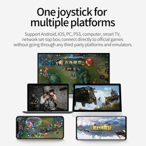 Image 5 - HOCO Gamepad אלחוטי Bluetooth ג ויסטיק עבור PS4 בקר אלחוטי קונסולת עבור iPhone אנדרואיד משחק Pad Joypad משחקי Accessorie