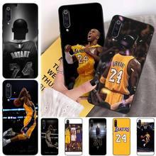 Basketball Player Phone Case Cover for xiaomi mi 8 9 8SE 9SE 8Lite mix2 2S max2 3 Pocophone F1 for xiaomi pocophone f1 case slim skin matte cover for xiaomi f1 pocophone f1 case xiomi hard frosted cover xiaomi poco f1 case