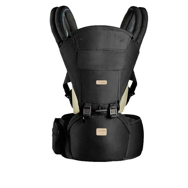 Dropship Baby Carrier Backpack Ergonomic 360 Carrier Sling Hipseat Comfortable Air Mesh Front Back Hip Seat Infant Kangaroos Bag