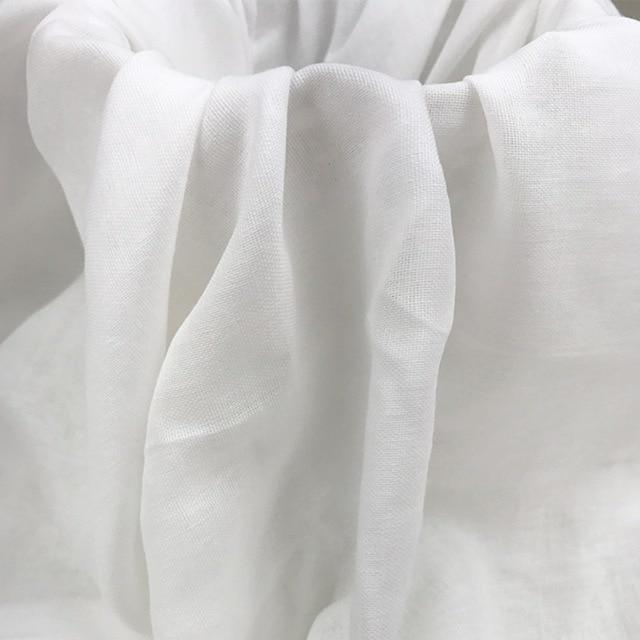 Pure Cotton Gauze Cloth Baby Saliva Towel Diaper Tofu Cloth Steamer Cloth DIY Cutting Cloth Face Shield Cloth 100x120CM 1
