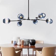 MDWELL Nordic lamp Ceiling Lights for living room lights Retro Loft vintage Hanging Suspension luminaire led light ceiling Lamp