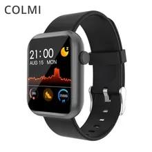 COLMI P9 Smart Watch Men Woman Full Smartwatch Built-in game IP67 waterproof Heart Rate